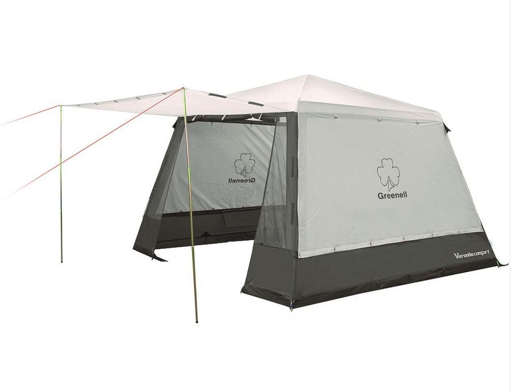 водостойкий туристический шатер
