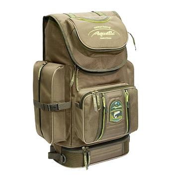 Рыболовный рюкзак со стулом