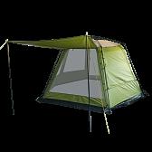 шатер туристический с москитной сеткой